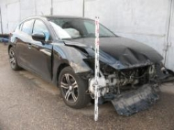 Independent inspection after the accident Mazda 3