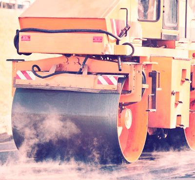 Road construction machinery appraisal